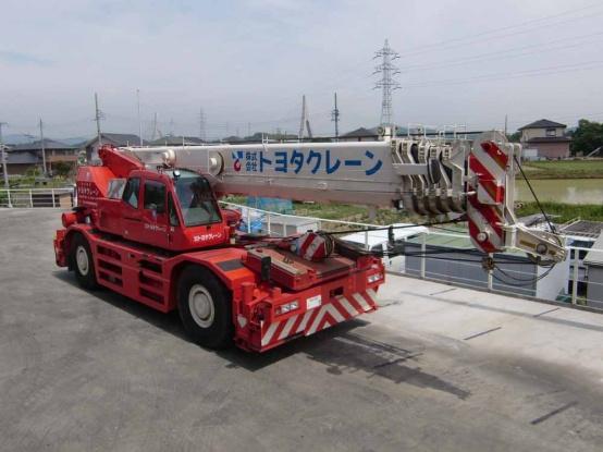 CREVO 600 GR-600N-1 60トン吊り