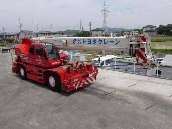 CREVO 250 GR-250N-2 25トン吊り
