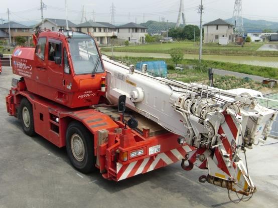CREVO 300 GR-300N-1 30トン吊り