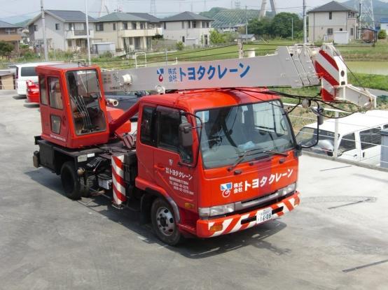 TS-75M 4.9t吊り トラッククレーン