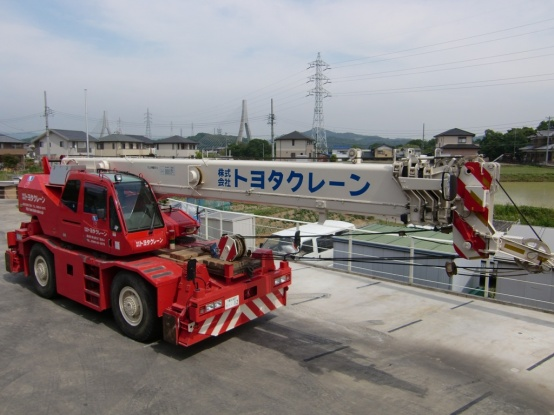 CREVO 250 GR-250N-1 25トン吊り