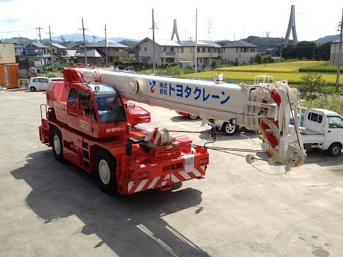 CREVO 250 GR-250N-3 G3α 25トン吊り