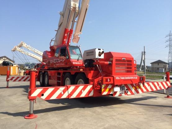 CREVO 700 GR-700N-1 G3α 70トン吊り